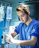 Bachelor's degree programme in medicine, photo Jesper Rais, AU Photo